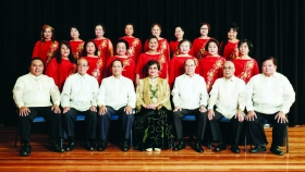 SONATA SINGING GROUP CELEBRATES 10 YEARS WITH A CONCERT