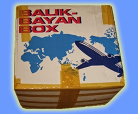 Balikbayan Box Law pirmahan na - Recto