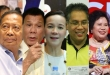 Presidential bets in the Philippines 2016 National Elections in 9 May 2016