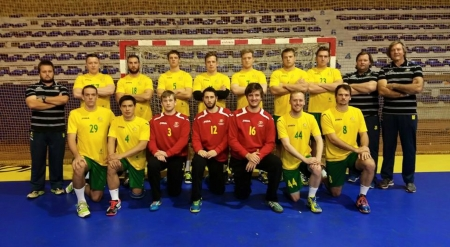 Fil-Aussie leads Australian Men's Handball Team
