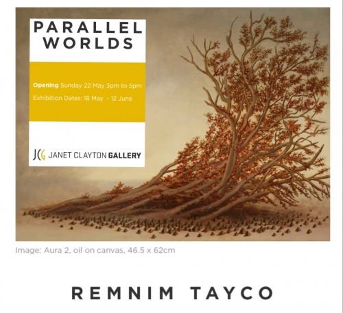 An Invitation from Remnim Tayco, visual artist