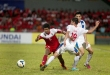 AZKALS - THE PHILIPPINE NATIONAL FOOTBALL TEAM AIM TO A HISTORY WIN AT THE AFC CHALLENGE CUP AT MALDIVES TONIGHT
