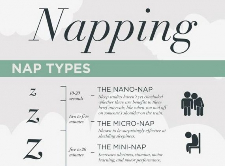 Napping infographic