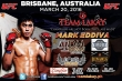 TEAM LAKAY CONTENDS AT UFC FIGHT NIGHT BRISBANE