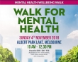 WALK FOR MENTAL HEALTH : AN INVITATION