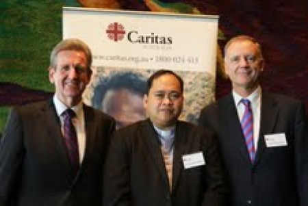 NSW Premier Barry O' Farrell Launched Caritas Australia's Project Compassion 2014