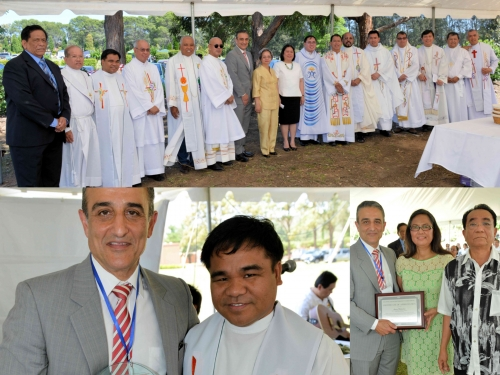 FILIPINO COMMUNITY IN SYDNEY CELEBRATES THE ALL SOUL'S DAY