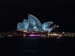 Vivid Sydney festival  affected by severe weather