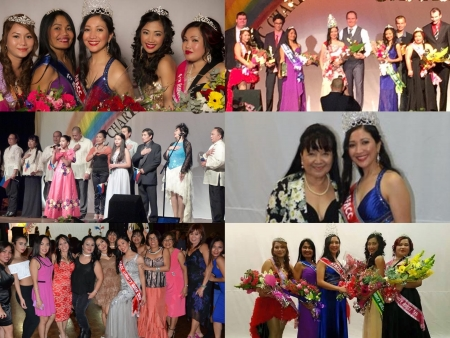 AFACC's  26th Anniversary Coronation Night - Fundraising  2015