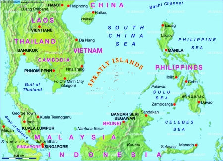 Philippines Wins  South China Sea Arbitration by Lolita Farmer OAM