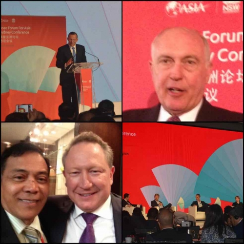 BOAO For Asia Sydney Conference 2015