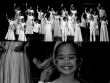 (top) The undoubtedly spectacular Loboc Children's Choir with one of its amazing songs  (bottom) A truly magical Loboc  performer, 11-year old Julia Marie Mandin