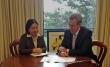 NSW Premier Barry O'FARRELL on Official Visit to Manila
