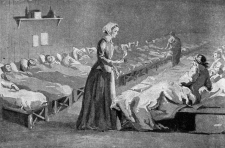 200 years after Florence Nightingale's birth, nurses are on the front line, battling a silent killer